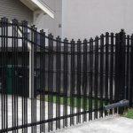 Rumah aman dengan automatic gate