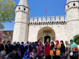 Paket Umroh Plus Turki November 2018