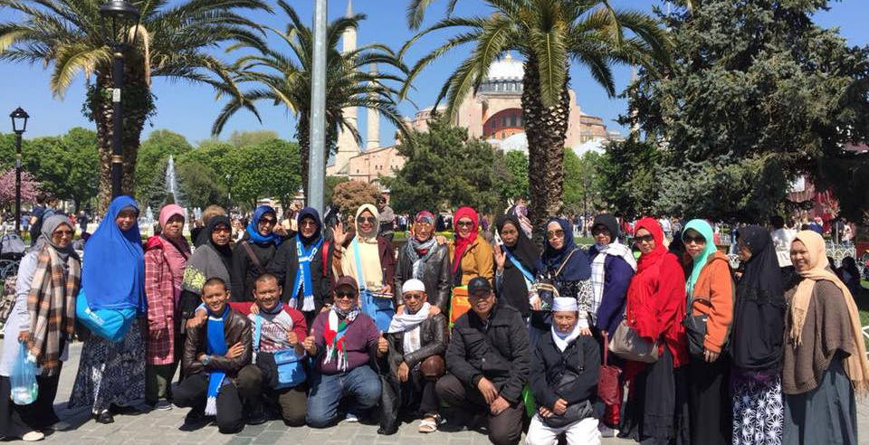 Paket Tour Turki Tulip 2021