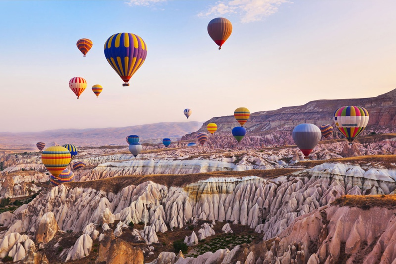 Paket Umroh Plus Turki Cappadocia 2021