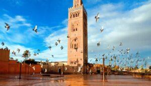 Tour Maroko Spanyol
