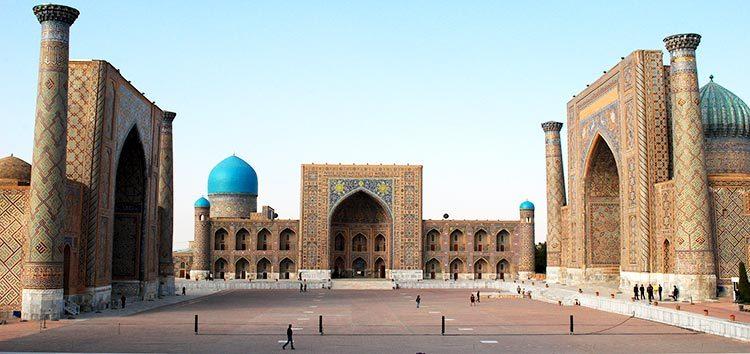 Paket Tour Uzbekistan 2021